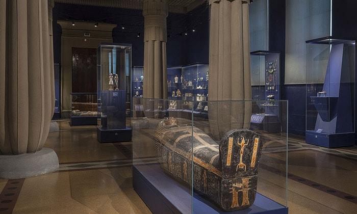Искусство Древнего Египта Пушкинского музея Москвы