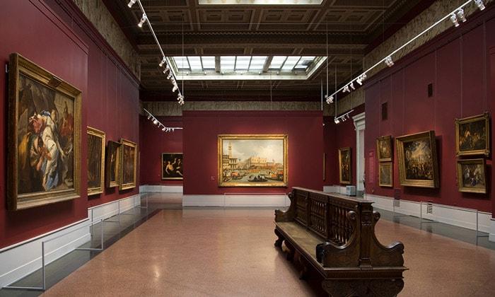Итальянское искусство XVII-XVIII веков Пушкинского музея Москвы