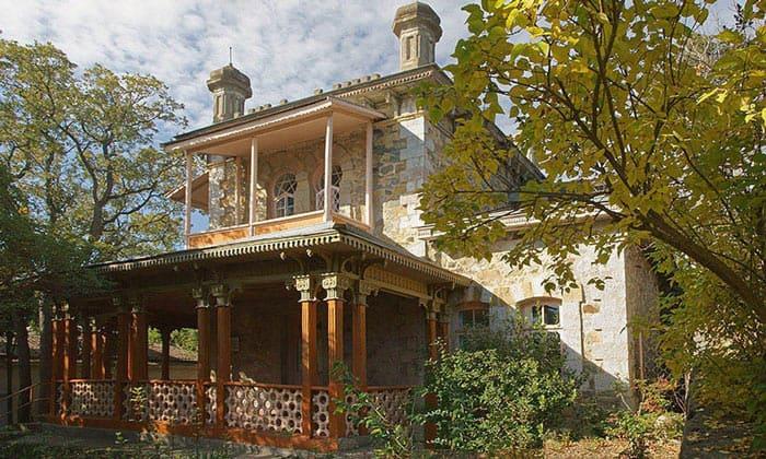 Дом-музей академика Алексея Бекетова в Алуште