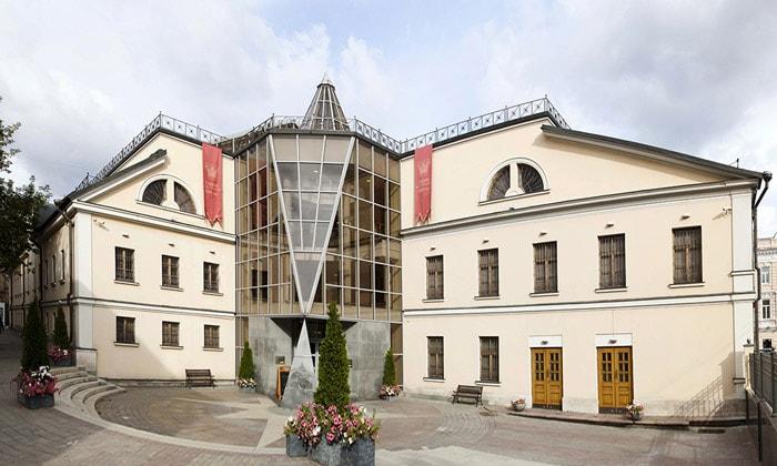 Музей личных коллекций в Москве