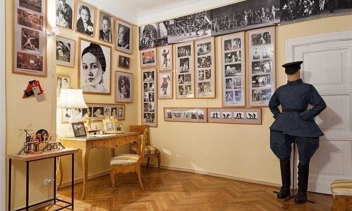 Музей-квартира Мейерхольда в Москве