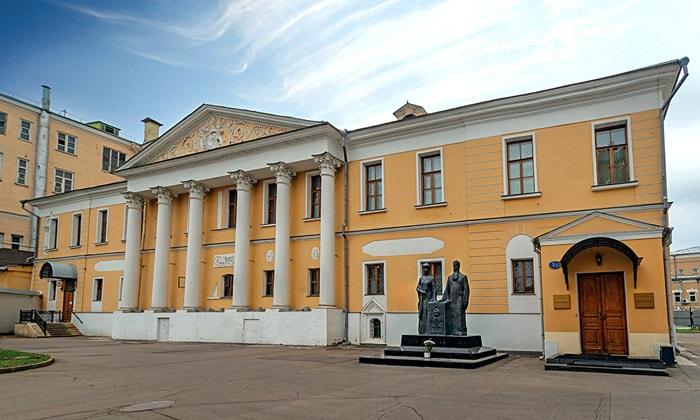 Усадьба Лопухиных в Москве