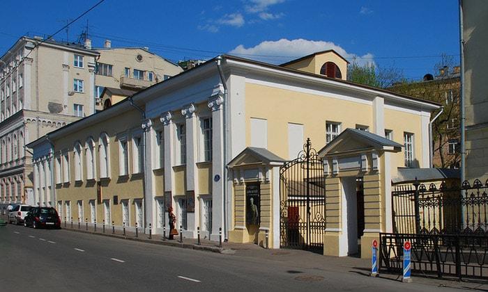 Дом-музей Станиславского в Москве