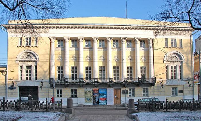 Музей искусства народов Востока в Москве