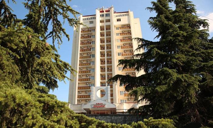 Отель «Алушта»