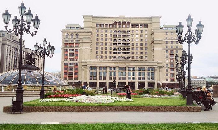 Отель «Four Seasons» (Москва)