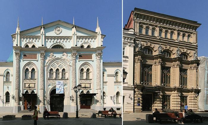 Печатный двор и аптека Феррейна в Москве