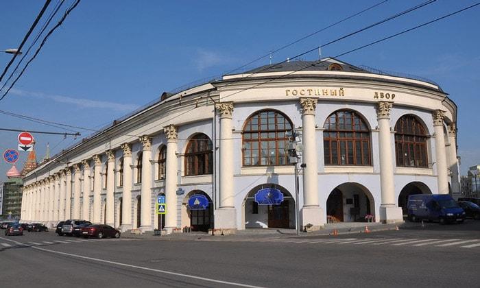 Старый Гостиный двор Москвы