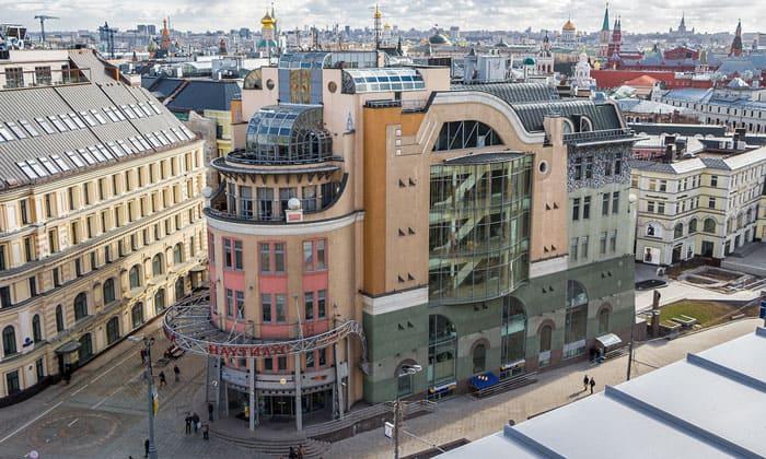 Торговый центр «Наутилус» в Москве