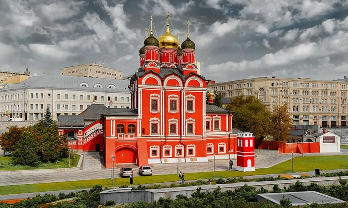 Знаменский собор Москвы