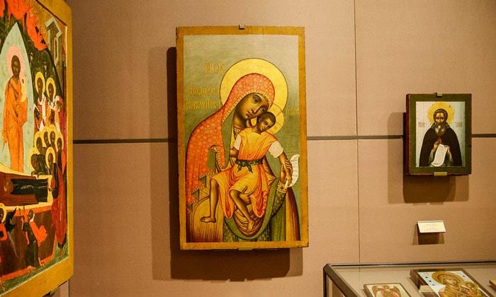 Иконы «Старой» Третьяковки Москвы