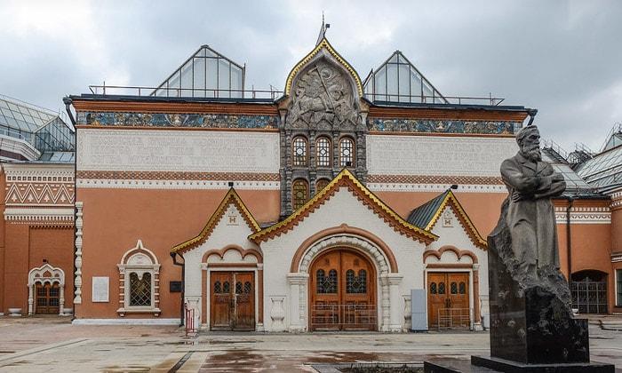 Третьяковская галерея («Старая» Третьяковка) Москвы