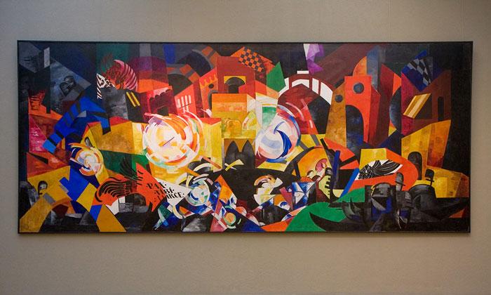 Картина «Венеция» Третьяковской галереи Москвы