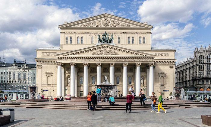 Большой театр Москвы