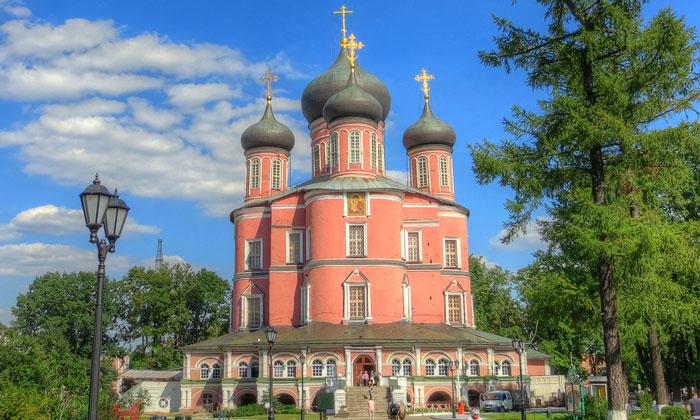 Большой собор Донской Богоматери в Москве