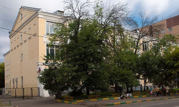 Лицей на Донской в Москве