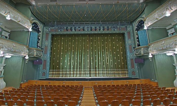 Новая сцена Большого театра Москвы