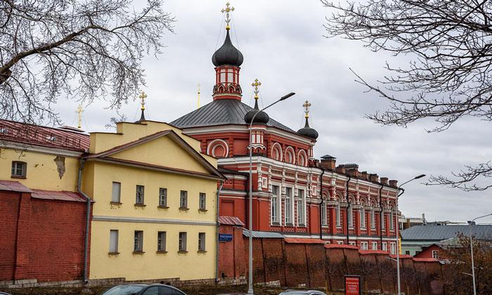 Рождественский монастырь Москвы