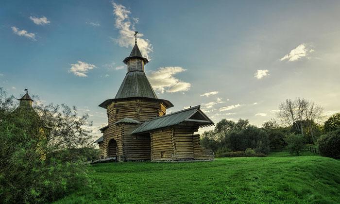 Николо-Корельская башня в Коломенском Москвы