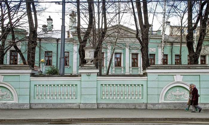 Центральный дом учёных в Москве