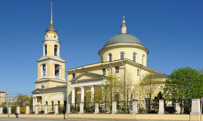 Церковь «Большое Вознесение» в Москве