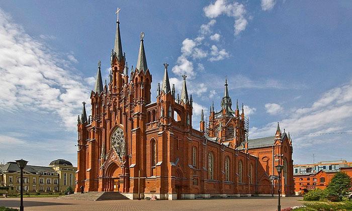 Церковь Непорочного Зачатия в Москве