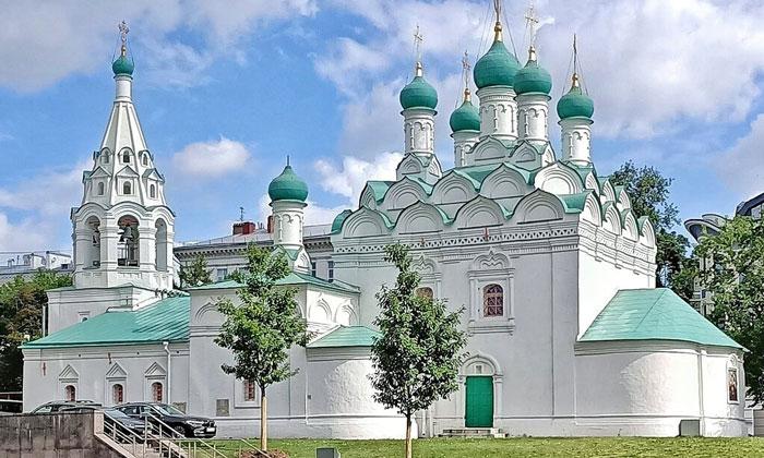 Церковь Симеона Столпника в Москве