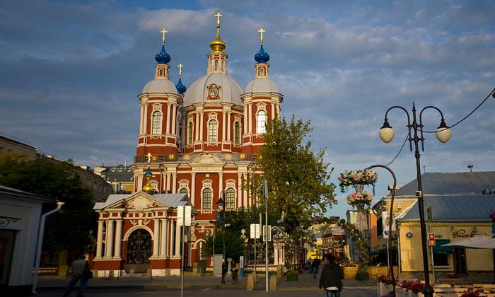 Церковь Святого Климента в Москве