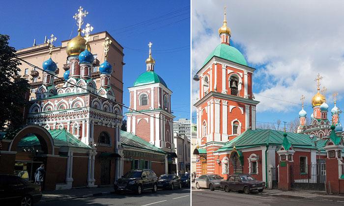 Церковь Успения в Гончарах Москвы