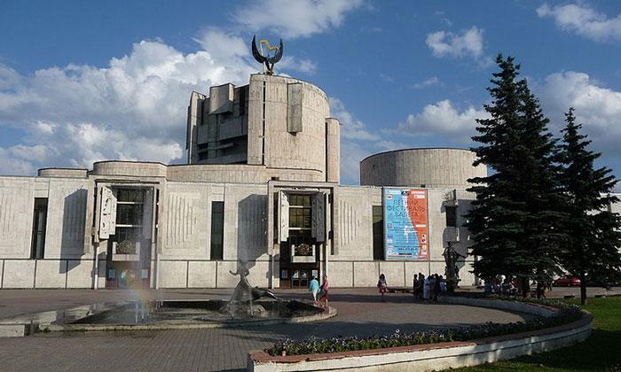 Детский музыкальный театр в Москве
