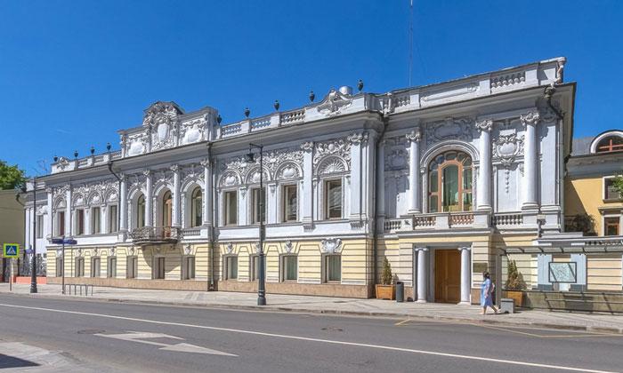 Дом Айседоры Дункан в Москве