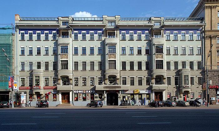 Дом-музей Булгакова в Москве