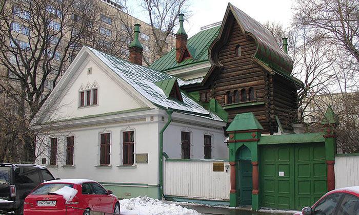Дом-музей Васнецова в Москве