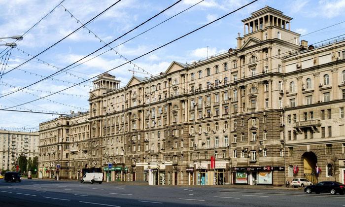 Дом Политбюро в Москве