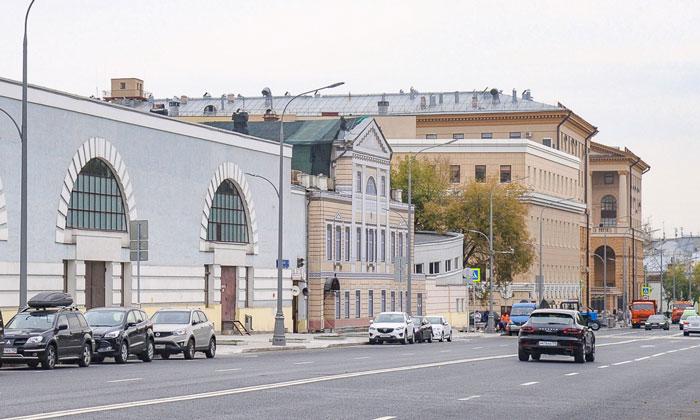 Дом Станиславского в Москве