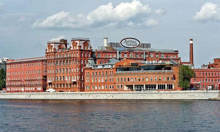 Фабрика «Красный Октябрь» в Москве