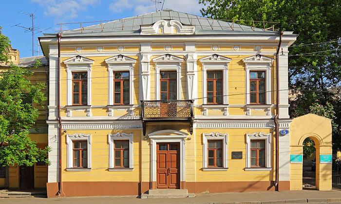 Городская усадьба (дом № 5) в Москве