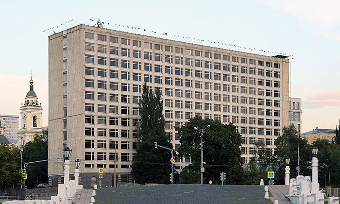 Гостиница «Мир» в Москве