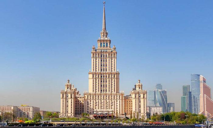 Гостиница «Украина» (Рэдиссон Ройал) в Москве