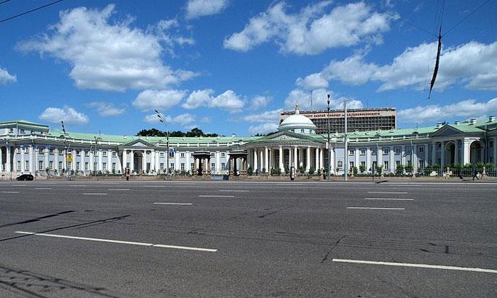 Институт Склифосовского в Москве