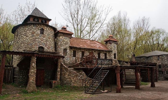 Крепость «Сетуньский Стан» в Москве