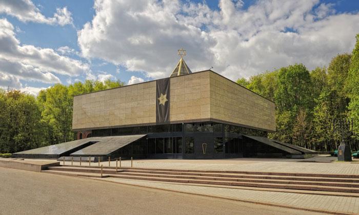 Мемориальная синагога в Москве