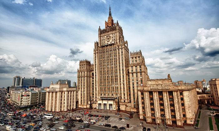 МИД России в Москве
