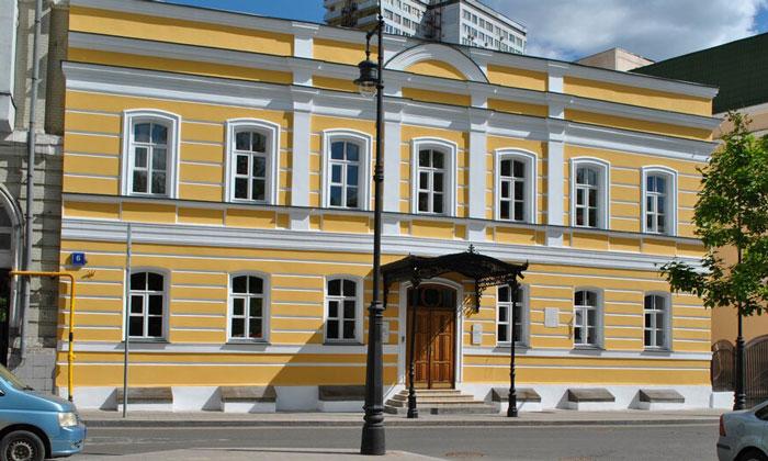 Музей Цветаевой в Москве