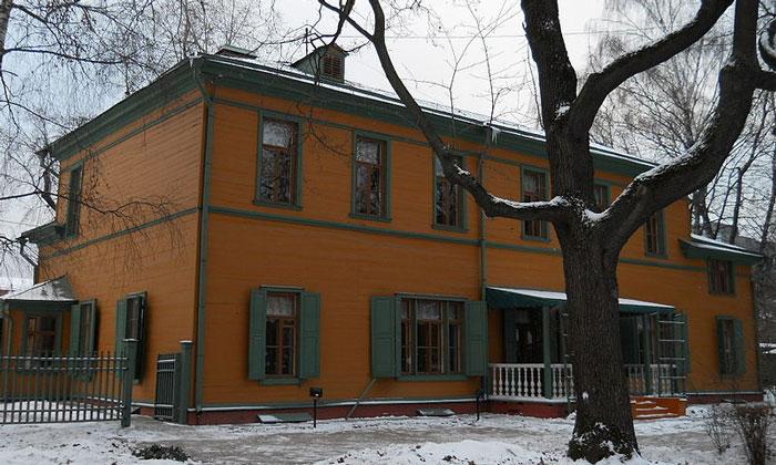 Музей-усадьба Льва Толстого в Хамовниках Москвы