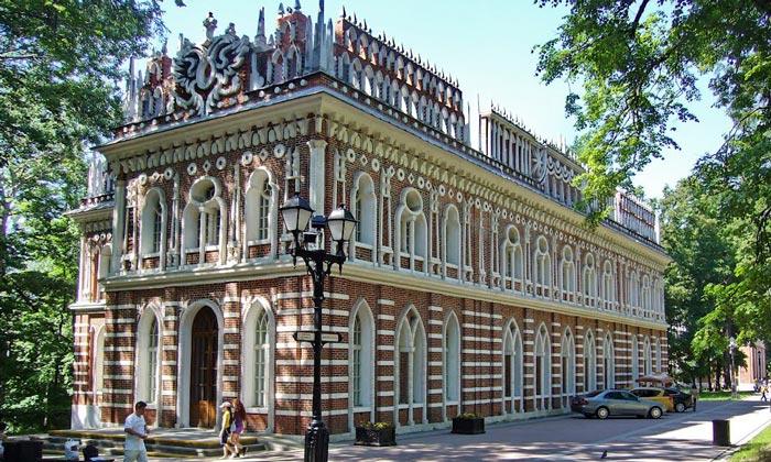 Оперный дом Царицыно в Москве
