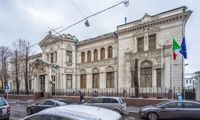 Особняк Берга в Москве