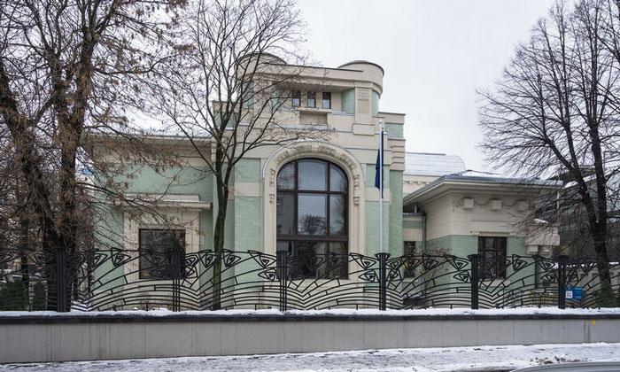 Особняк Дерожинской в Москве