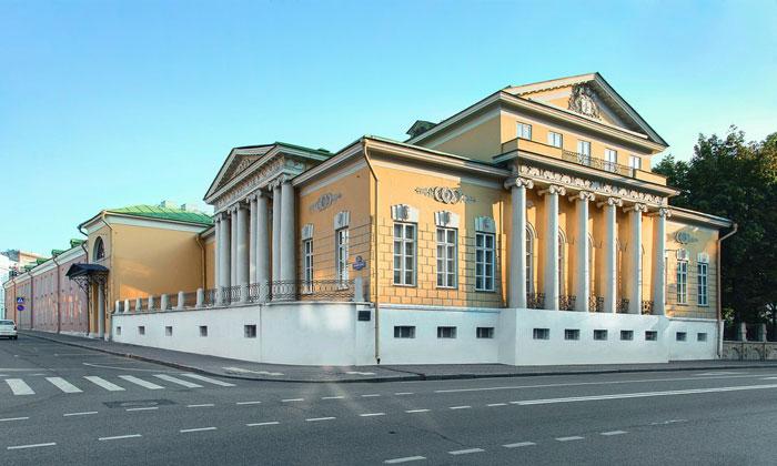 Музей Пушкина (особняк Хрущёва) в Москве
