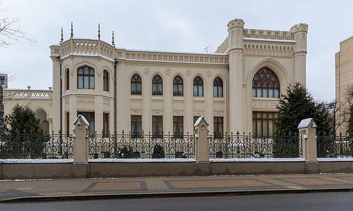 Особняк Саввы Морозова в Москве